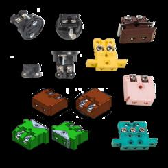 Miniatur-Einbaukupplungen