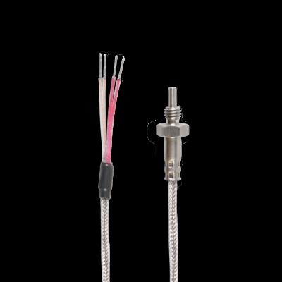 Einschraub Glasfaser Widerstandsthermometer W 10136 2