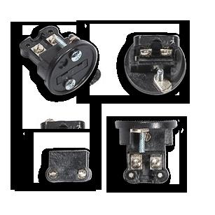 Thermoelemente Steckerverbindungen Miniatur Stecker Direkteinbau Kupplung Pmir