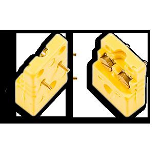 Thermoelemente Steckerverbindungen Miniatur Stecker Kupplung Pcb Flach Montage