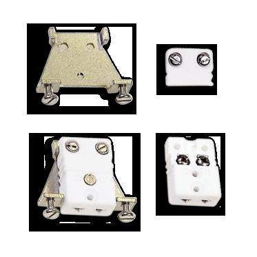 Thermoelemente Steckerverbindungen Miniatur Stecker Montagebuegel Steckverbinder