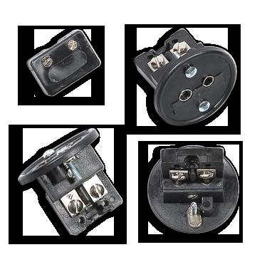 Thermoelemente Steckerverbindungen Miniatur Stecker Standard Direkteinbaukupplung