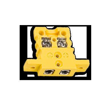 Thermoelemente Steckerverbindungen Miniatur Stecker Standard Einzeleinbaukupplung Psil
