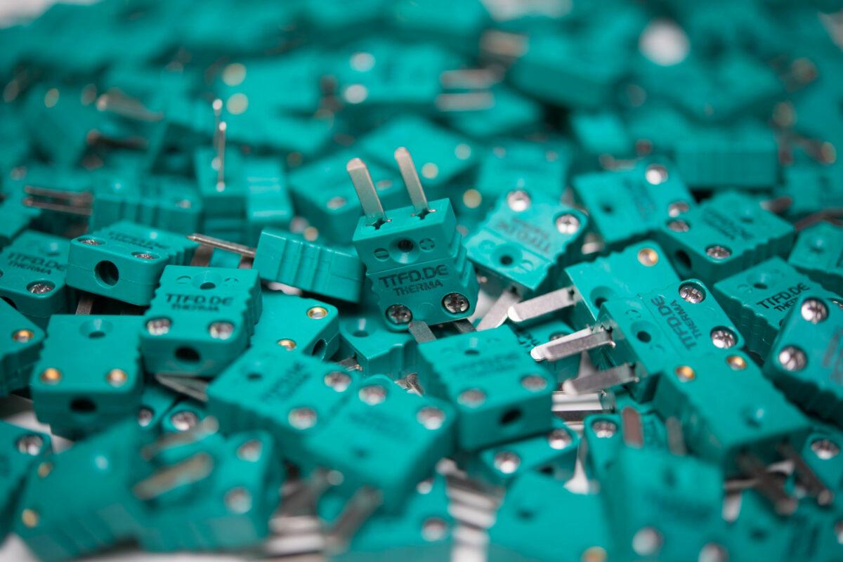 Thermoelemente Steckerverbindungen Miniatur Stecker Therma