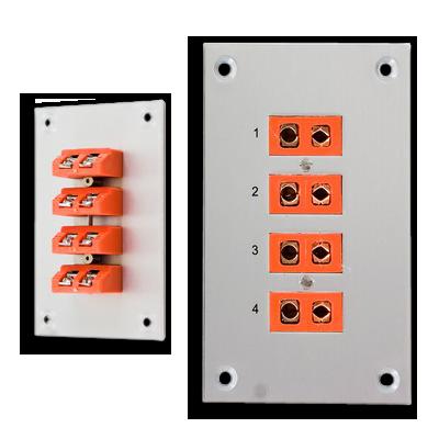 Thermoelemente Steckerverbindungen Standard Paneele Vertikal Pasv