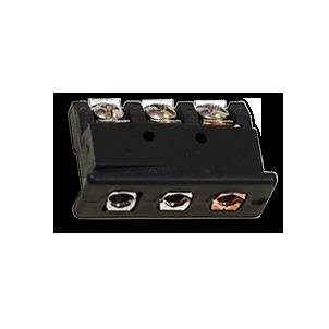 Thermoelemente Steckerverbindungen Stecker Dreipolige Hochtemperatur Standard Einbaukupplung Psith