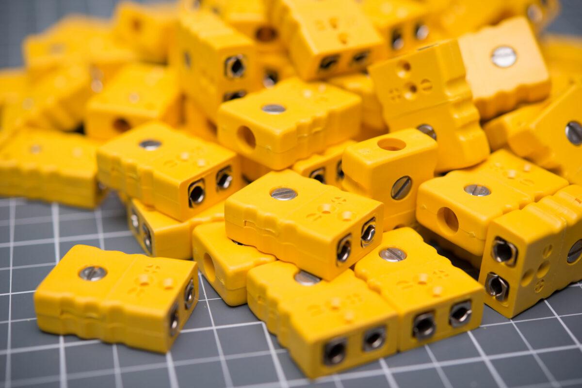 Thermoelemente Steckerverbindungen Standard Stecker Therma